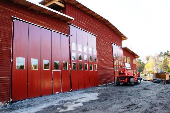 INDUSTRIPORTAR FÖR ALLA BEHOV industriportar och garageportar